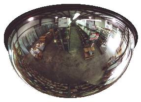 360 Full Dome Security Mirror Sold by Brossard Mirrors